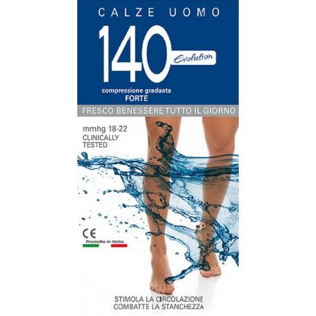 Calze uomo riposanti CABIFI Art. Cotone 140