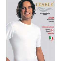 Maglia M/M LEABLE Art. 201 Conf. 3 pz