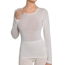 Maglia donna TRIUMPH Art. Wool Essentials Shirt 04